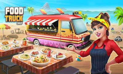 Food Truck Chef MOD (Unlimited Money) APK Download