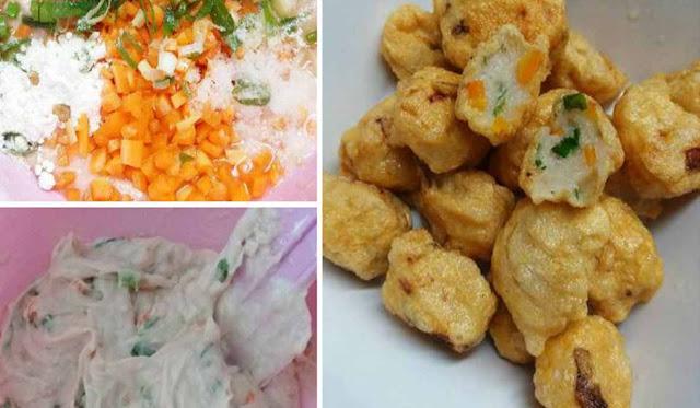 Resep Bakso Ayam Goreng Yang Sehat dan Nikmat