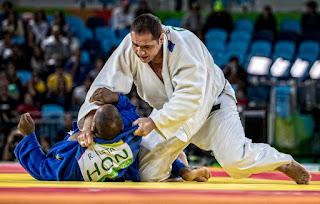 Rio 2016: Rafael Silva ganha mais uma medalha para o Brasil
