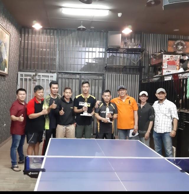 Persatuan Tenis Meja Kedai Kopi Dari Hobby Jadi Prestasi