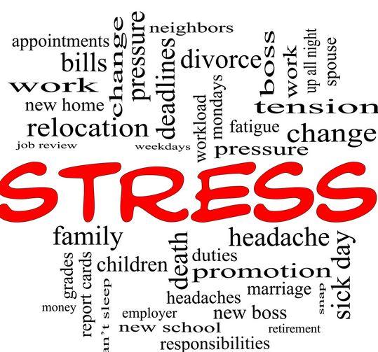 Makanan Yang Boleh Mengurangkan Stress, sayur-sayuran, menangani stress, stress, kesan stress