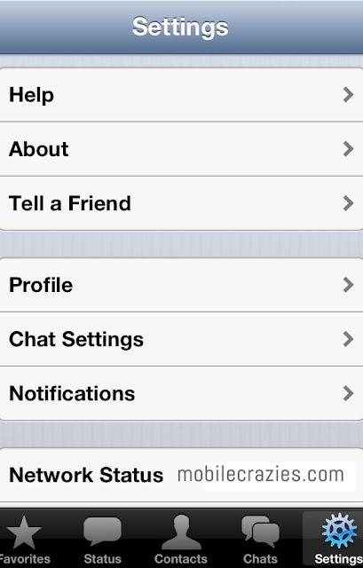 Cara Menyembunyikan Status Online WhatsApp di Android dan iPhone 2