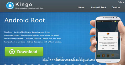 KINGO ANDROID ROOT SCARICA