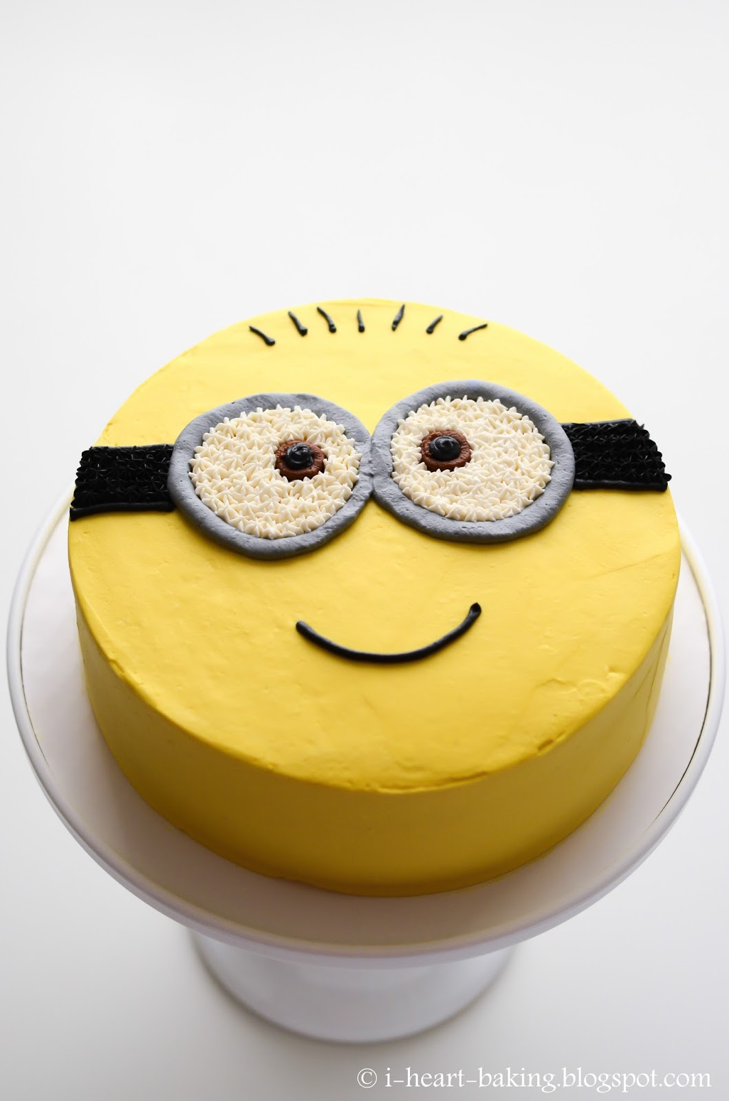 Cake Birthday Minion