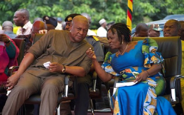 Don't wait for me to commission SHS before use – Mahama