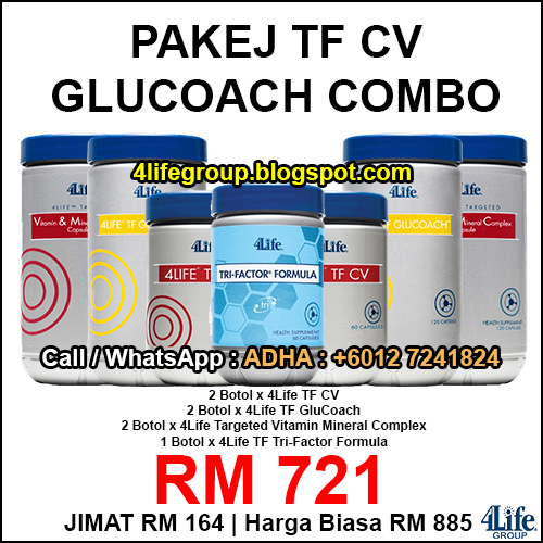 foto 4Life TF CV GluCoach Combo
