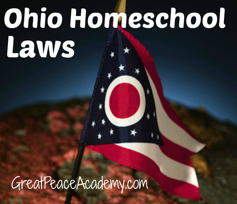 How to Homeschool in Ohio | Great Peace Academy