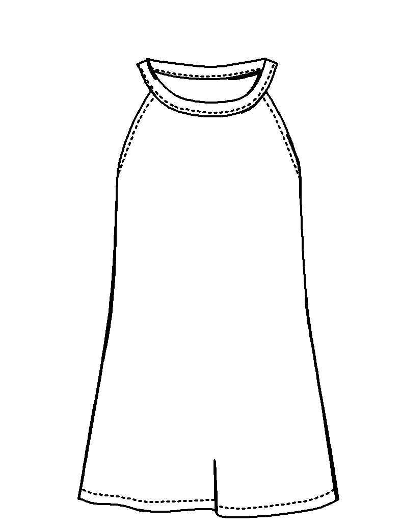 schnipp-schnapp-schnittmuster: Wie nähe ich ein Kleid 1 ?
