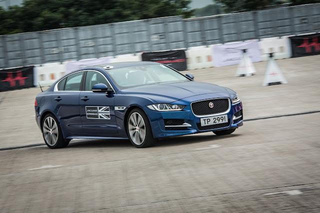 Jaguar The Art of Performance Tour 原廠極限駕馭體驗營即將於 11 月 4 日至 6 日正式在中台灣激烈登場