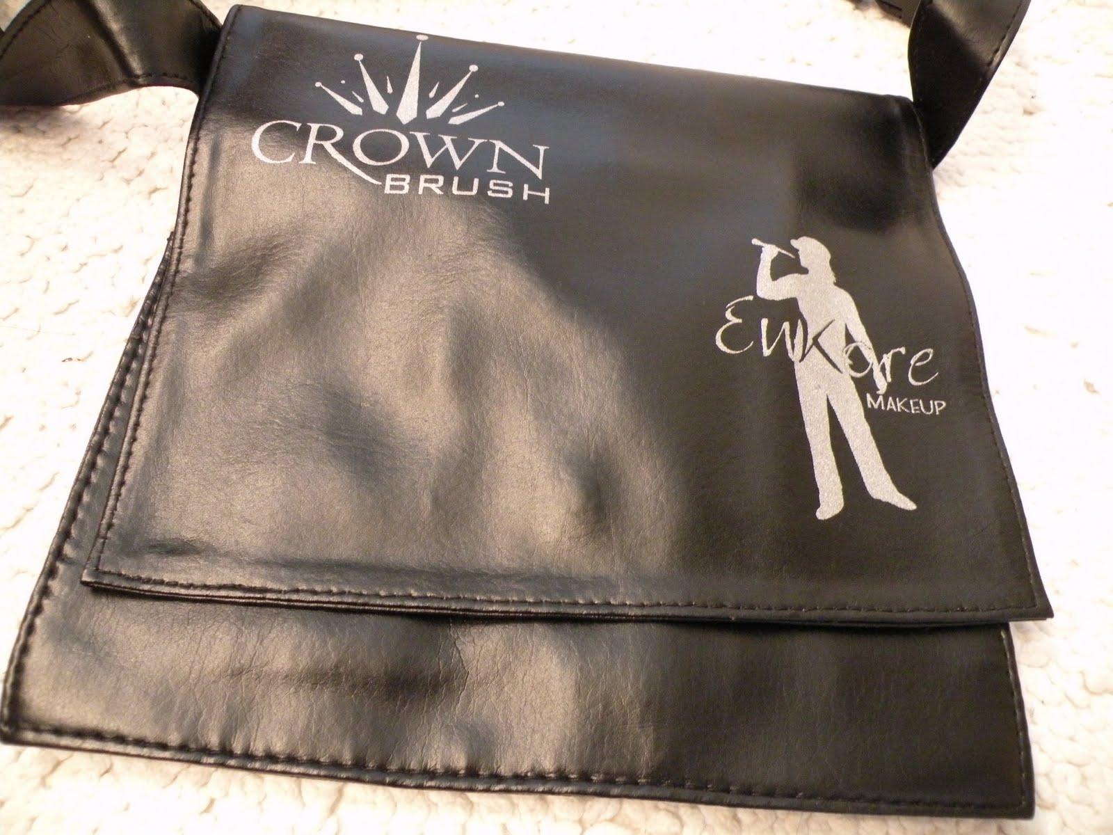 A must have brush set: Enkore & Crown Brush
