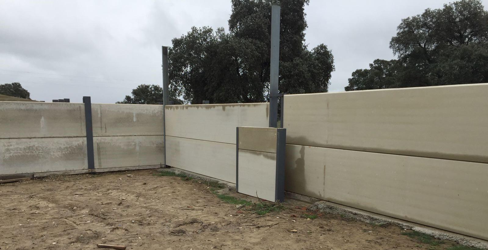Corrales para ganado cuadras de vacas cerramiento - Cerramientos de parcelas ...
