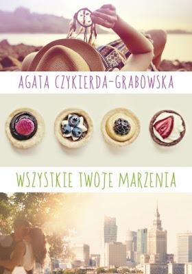 """Znalezione obrazy dla zapytania Agata Czykierda-Grabowska """"Wszystkie twoje marzenia"""""""