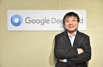 AlphaGo推手黃士傑現身說法:台灣人才不輸國際,我們要有信心走出去!