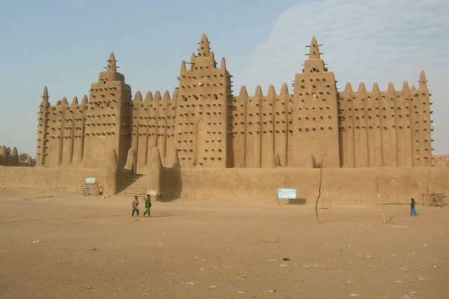 Mali World Heritage site in danger: UNESCO