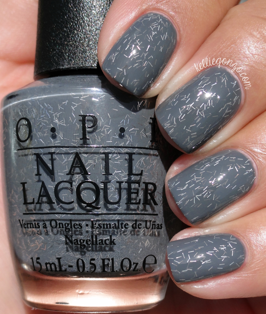 OPI What Time Isn't It