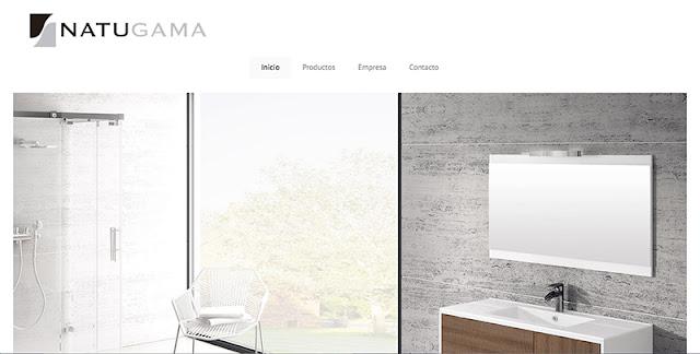 Natugama página web