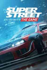 لعبة  Super Street The Game