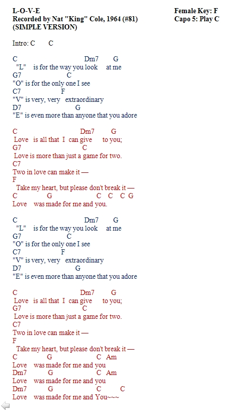 Oldies from A to Z guitar chords and lyrics 9215828 - libertar.info