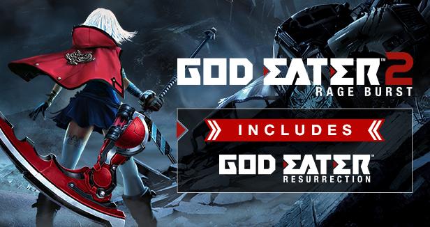 God Eater 2 Rage Burst PC Free Download