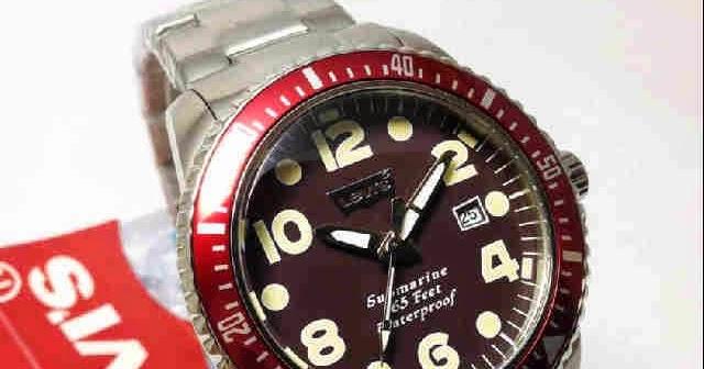Levis Ltj0206 Jam Tangan Pria Stainless Steel Merah - Katalog Harga ... 8abbe35bf3