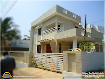 1450 Square Feet House With 4.22 Cents Of Land - Kerala