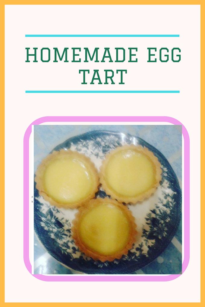 Homemade Egg Tart