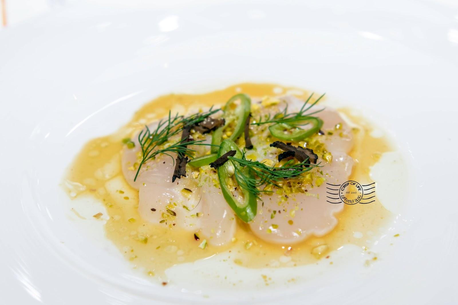 Napa Velley Wine Dinner @ Feringgi Grill, Shangri-La's Rasa Sayang Resort & Spa, Penang
