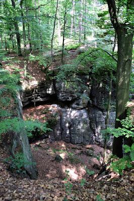 Hruboskalsko-formy skalne