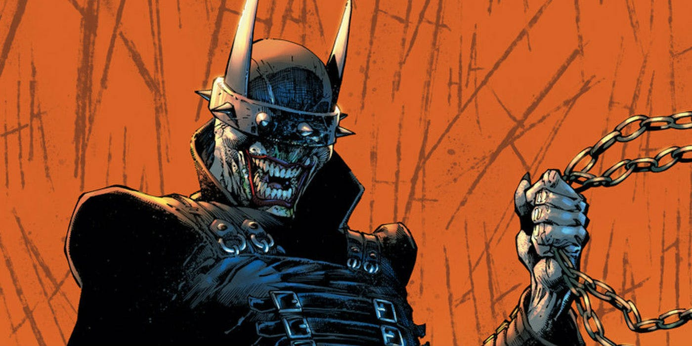 Comic News: The Batman Who Laughs Comic Miniseries Announced At SDCC 2018