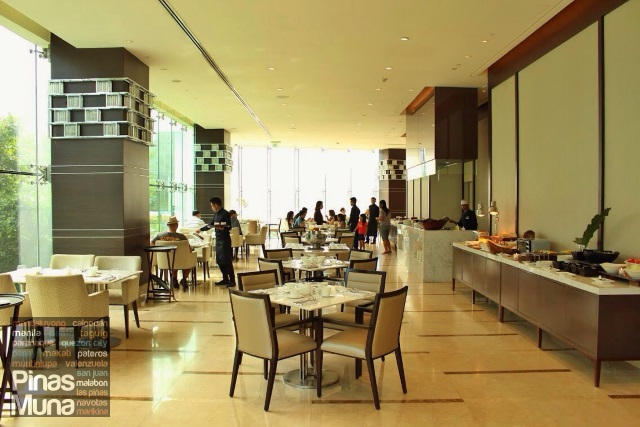 Alta Restaurant at Ascott BGC Bonifacio Global City Manila