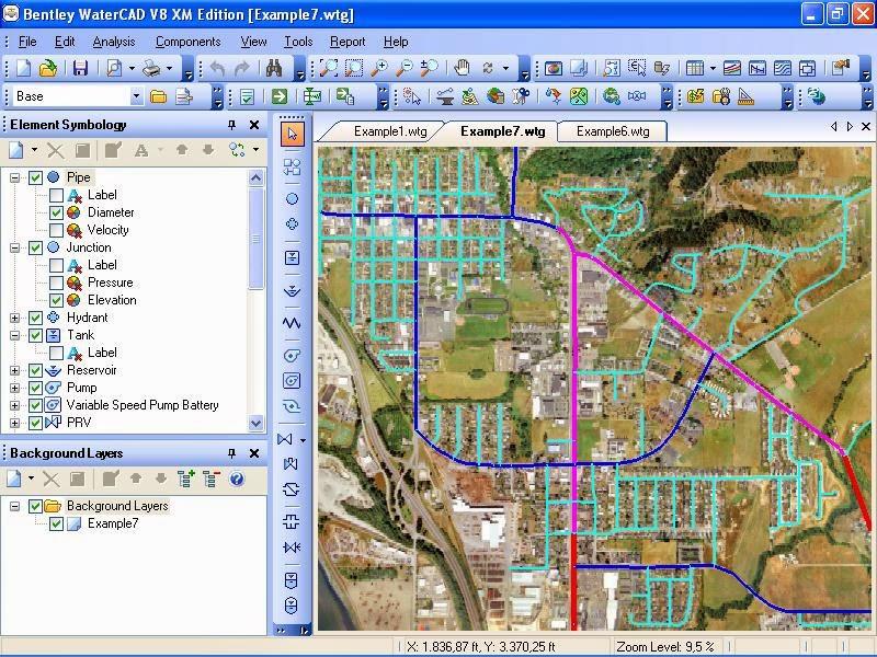 Bentley WaterCAD Free Download | Civil Engineers Zones