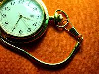 Tiempo en Reloj con agujas