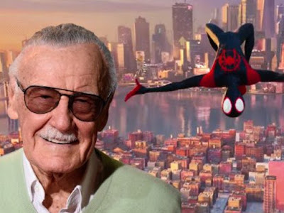 Late Stan Lee Marvel Comics Legend
