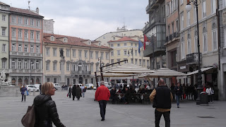 Trieste today is a busy city of many dimensions
