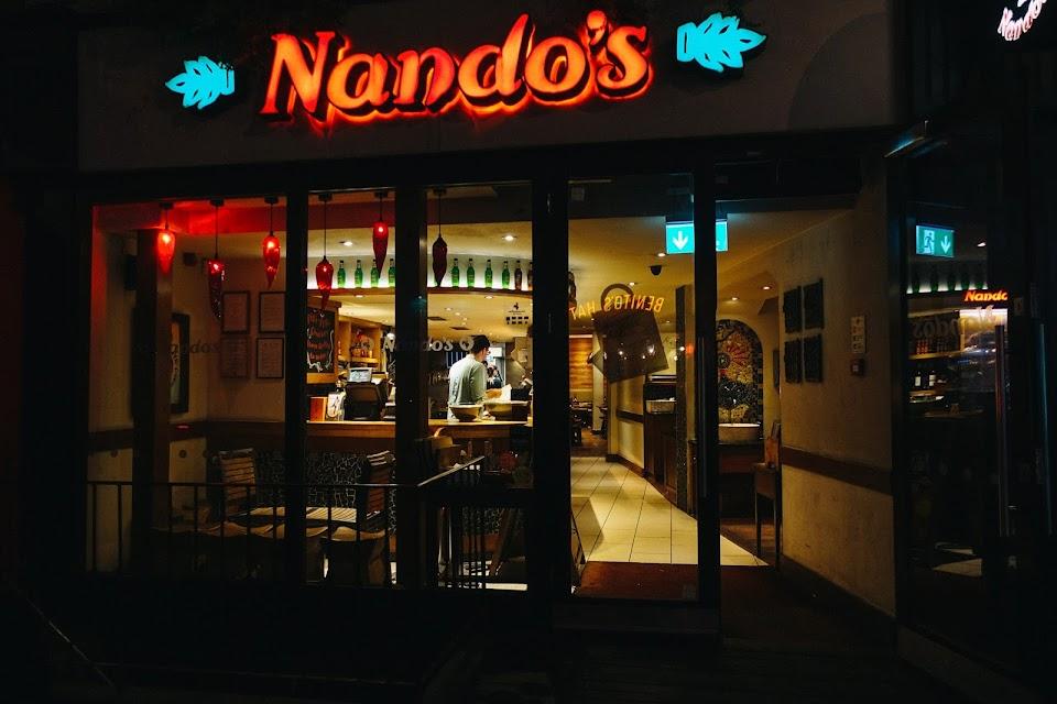 ナンドス(Nando's)