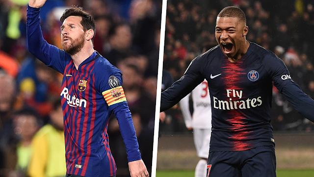 'Chiếc giày vàng châu Âu' khó thoát khỏi tay Messi
