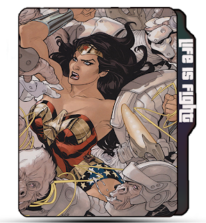 Wonder Woman, cartoon, drawing, Princes, Diana Prince, Wonder Woman folder icon, hot princess.