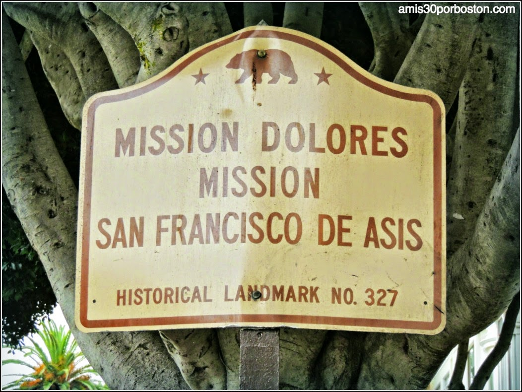 Misión Dolores: San Francisco