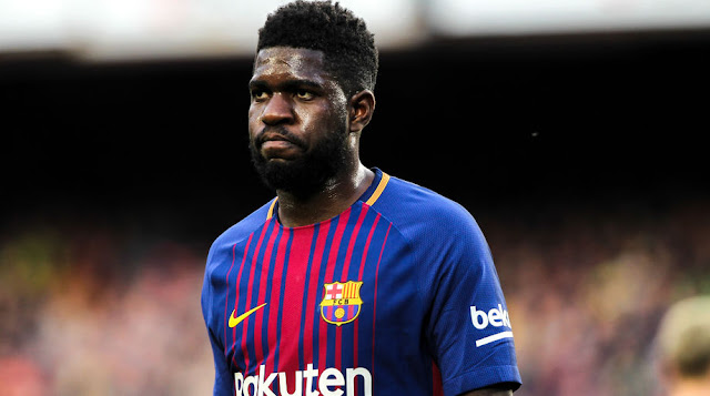 Umtiti makes things clear