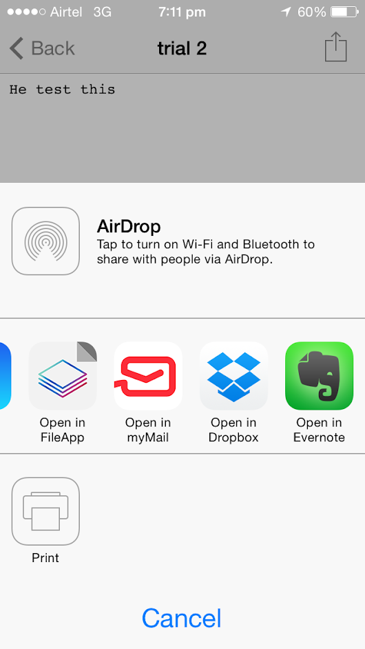 """Open In"" for sharing in iOS Apps"