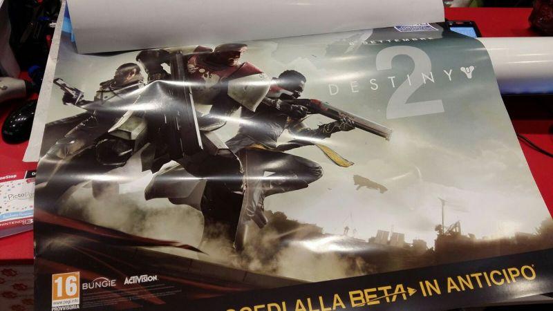 Destiny 2 tendría beta y saldría el 8 de septiembre 1