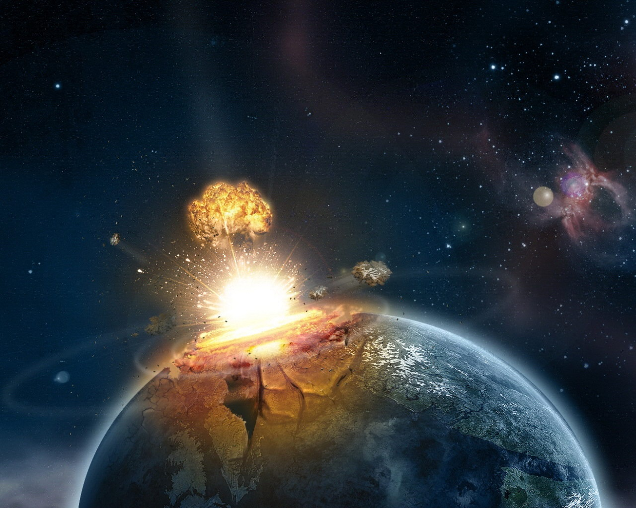 The Grouch at Right Truth: Asteroid to End Life on Earth ...