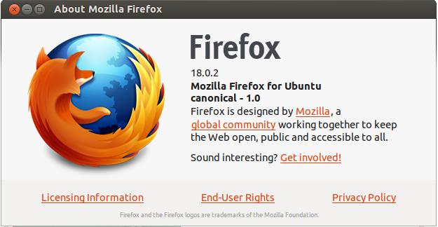 Cara Update Firefox Terbaru Di Ubuntu