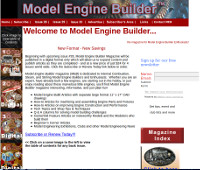 icon Model Engine Builder Magazine