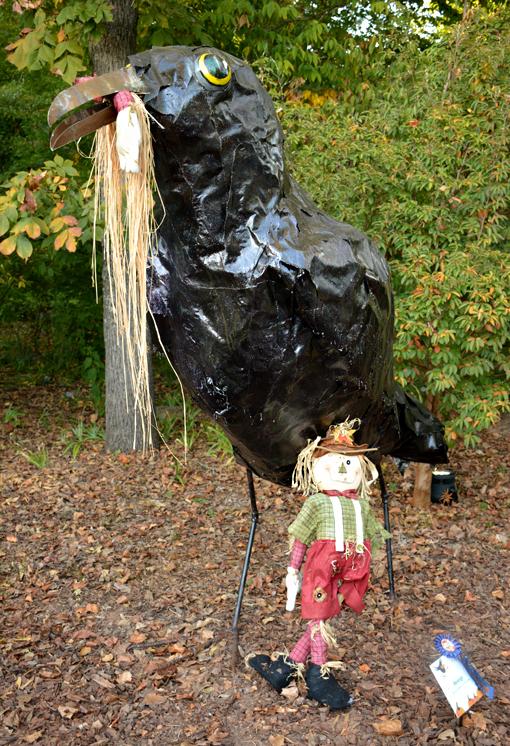 Scarecrows in the Garden, 2016 | Atlanta Botanical Garden