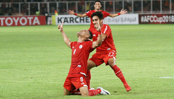 Duo Persija Masuk Nominasi Goal Paling Baik Piala AFC 2018