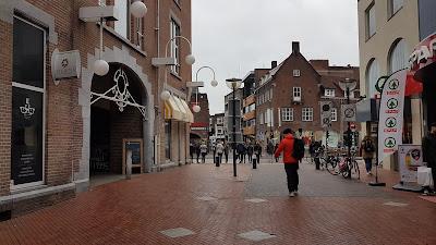 Il centro di Eindhoven