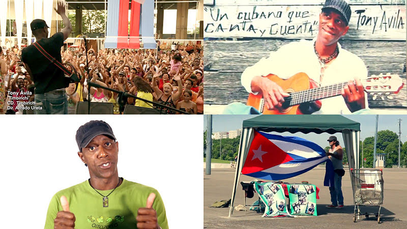 Tony Ávila - ¨Timbirichi¨ - Videoclip - Director: Alfredo Ureta. Portal Del Vídeo Clip Cubano
