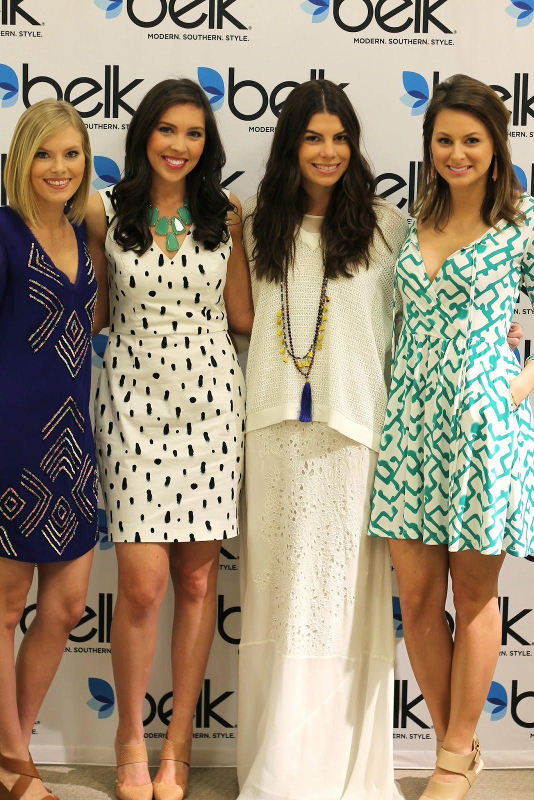 de8b81635b6 French Connection US Event at Belk - Pretty in the Pines