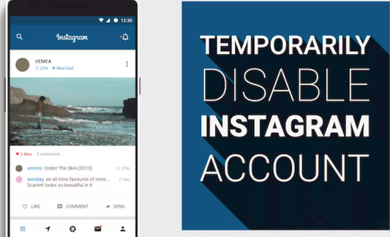 Temporarily deactivate instagram ccuart Image collections